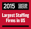 Staffing Industry Analysts 2015 Largest Staffing Firms in the U.S.