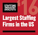 Staffing Industry Analysts 2016 Largest Staffing Firms in the U.S.